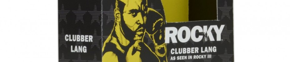 Rocky III Clubber Lang Box