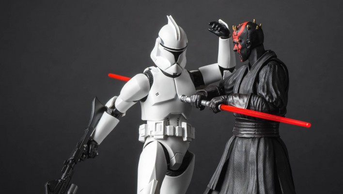 S.H. Figuarts Star Wars Clone Trooper Gallery