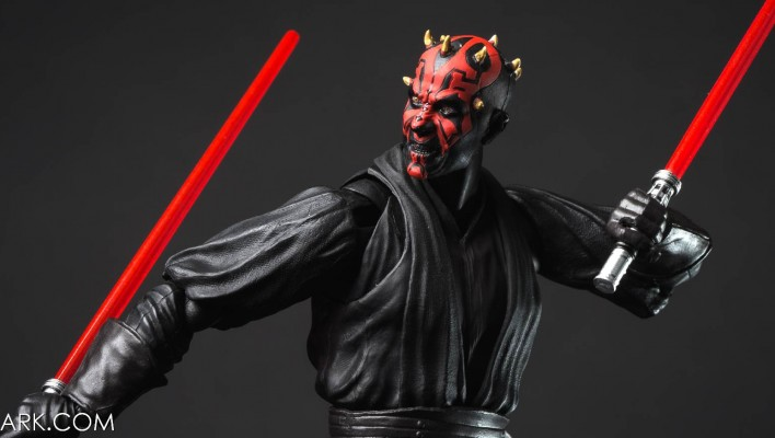 S.H. Figuarts Darth Maul Gallery
