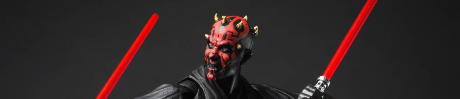 SHF Darth Maul 15