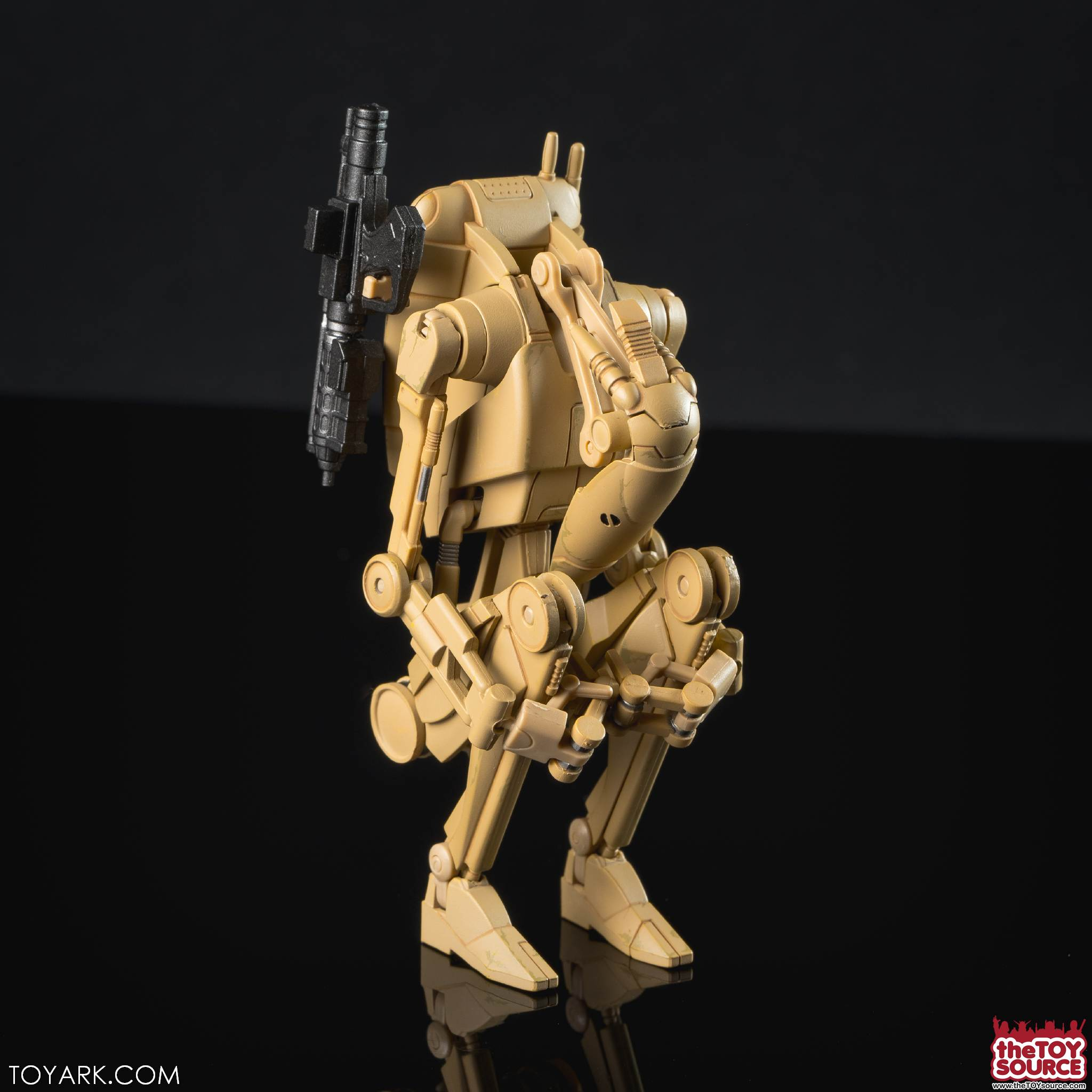 A Clone Apart: S.H. Figuarts Star Wars Battle Droid Gallery