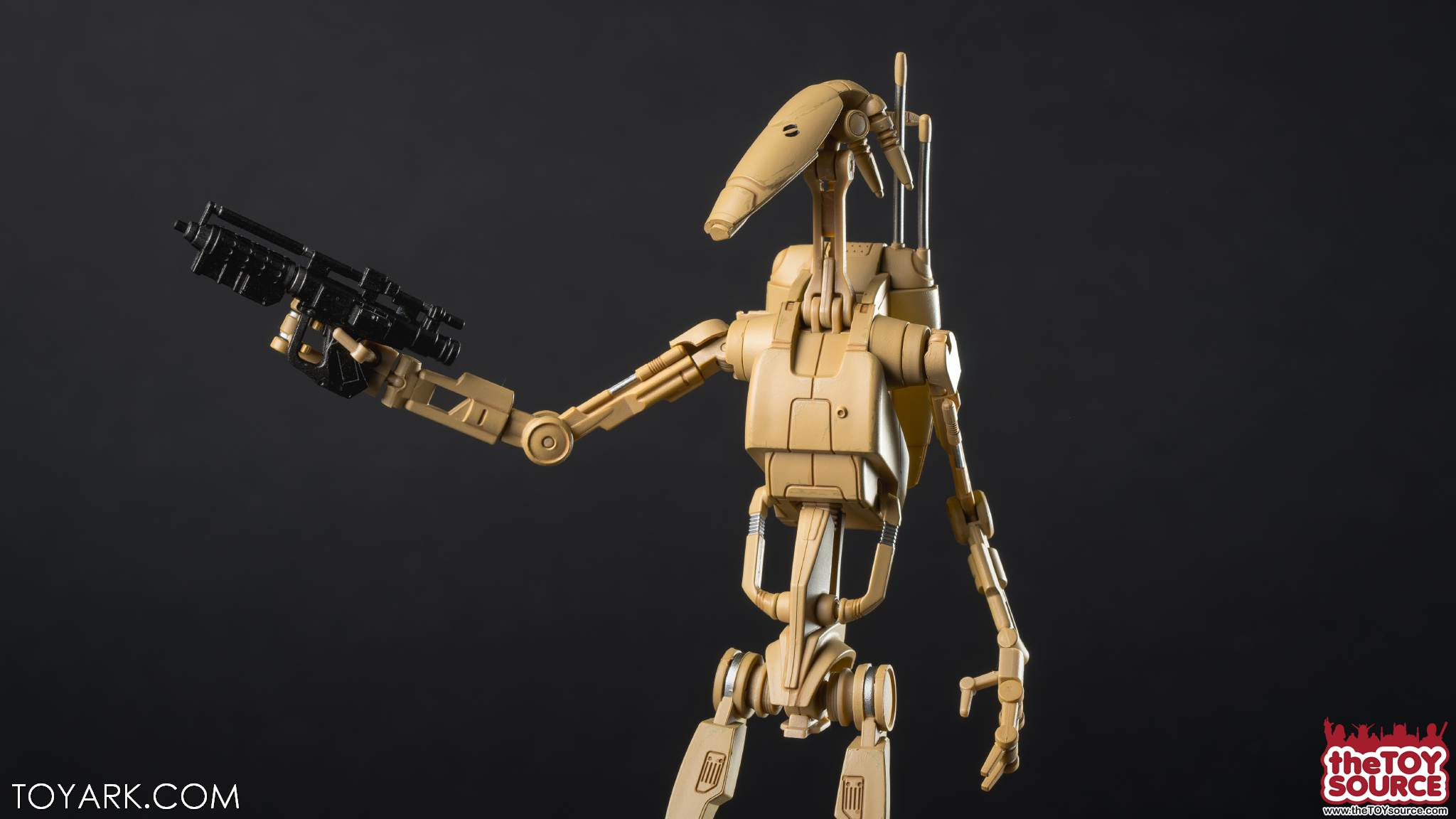 SHF Star Wars Battle Droid 15