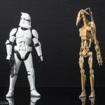 SHF Star Wars Battle Droid 35