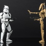 SHF Star Wars Battle Droid 36