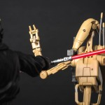 SHF Star Wars Battle Droid 40