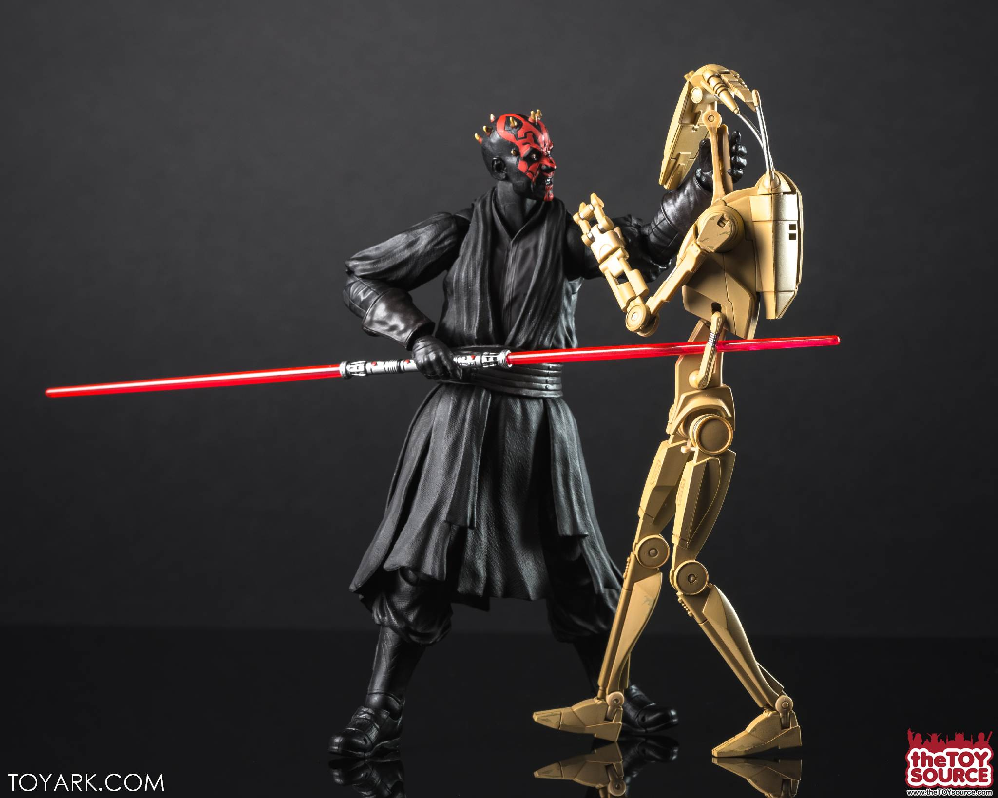 SHF Star Wars Battle Droid 41