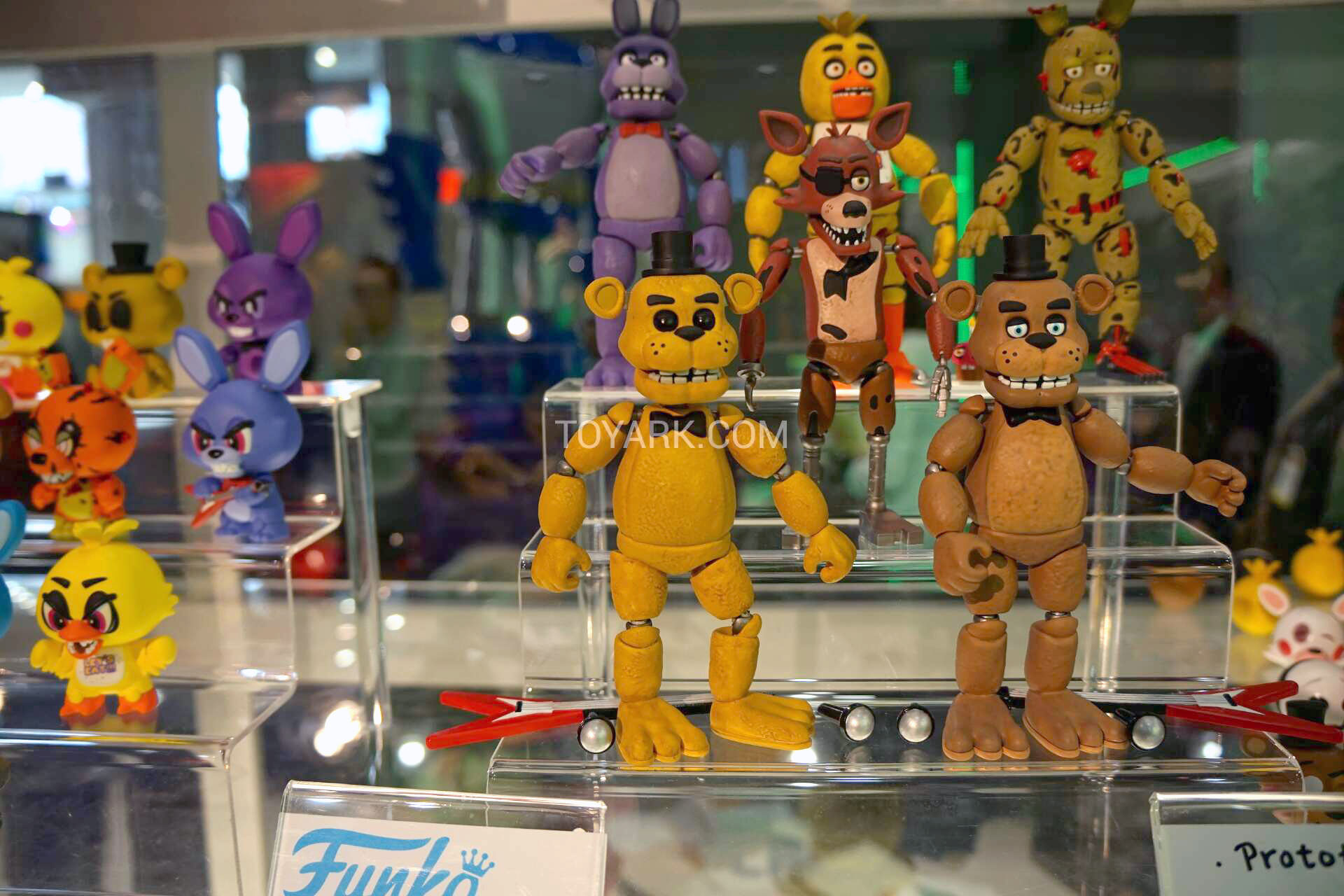 5 Nights At Freddys Toys For Sale - Tf 2016 funko five nights 003