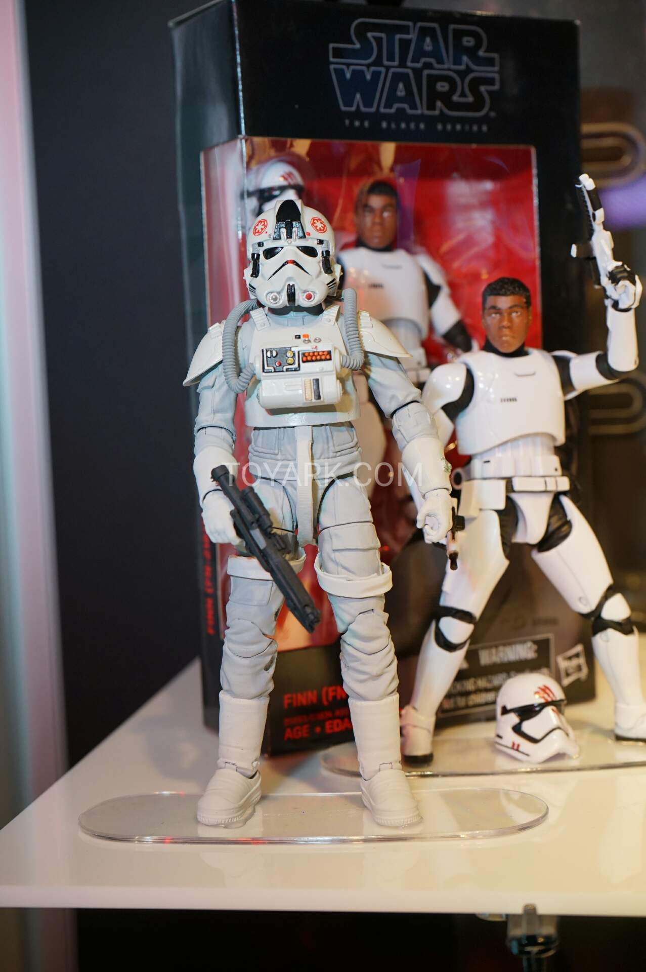 Star Wars Toys Hasbro : Toy fair hasbro star wars display the toyark news