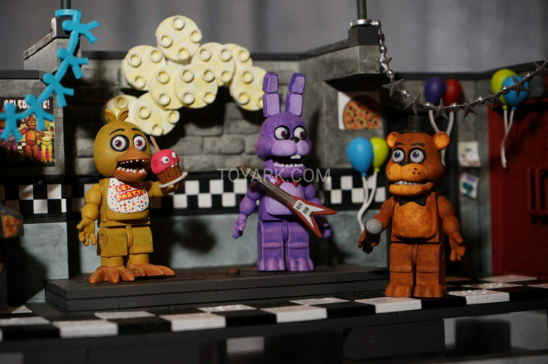 More five nights at freddy s construction sets coming soon - Tf 2016 Mcfarlane Five Nights Construction 006