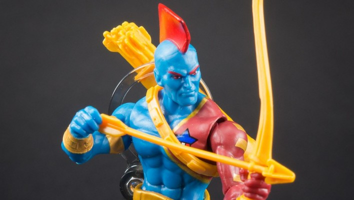 Marvel Legends Wave 1 Yondu Photo Shoot