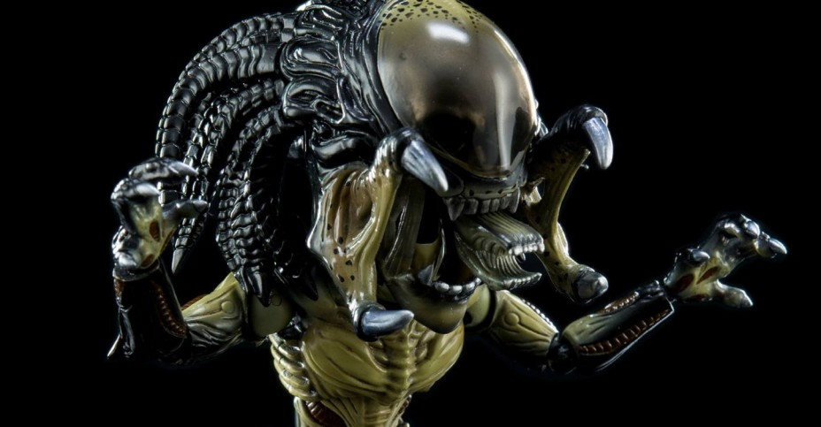 Hybrid Metal Figuration AvP Predalien by HEROCROSS - The ...