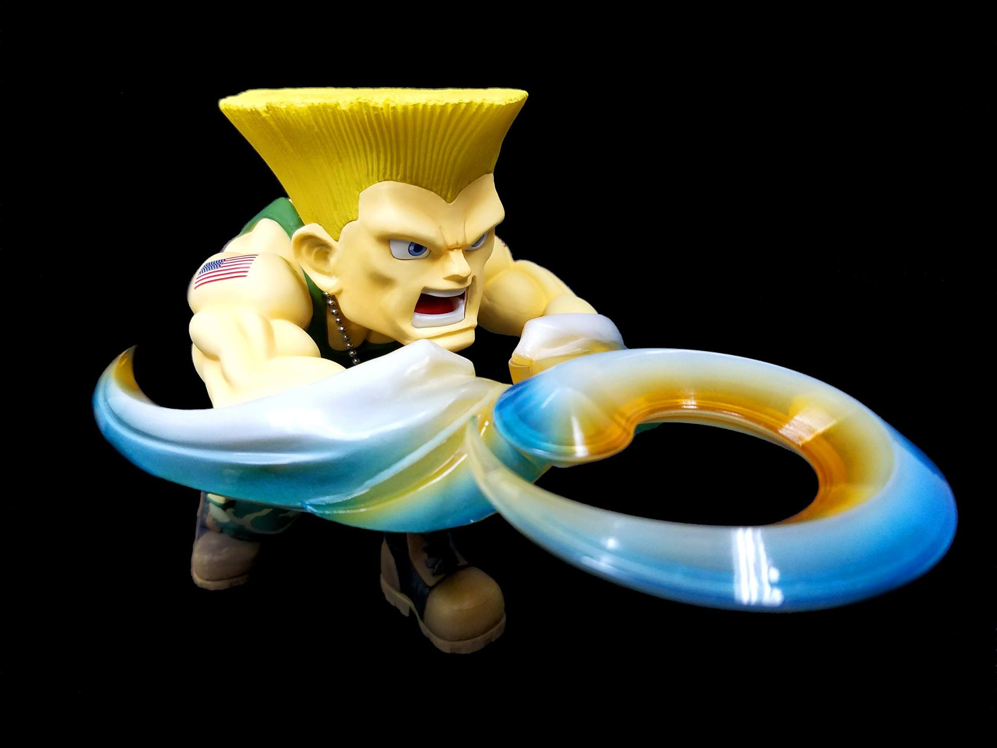 Big Boys Toys Previews Street Fighter T N C 04 Guile The Toyark