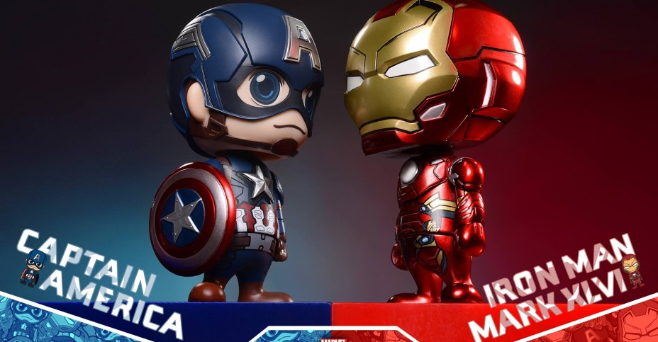 Civil War Cosbaby Set 002