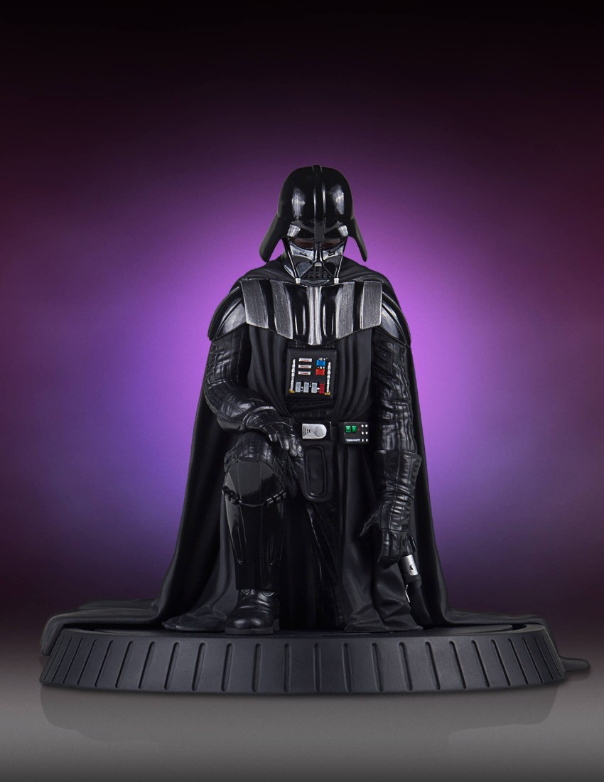 gentle giant star wars darth vader statue flametrooper. Black Bedroom Furniture Sets. Home Design Ideas