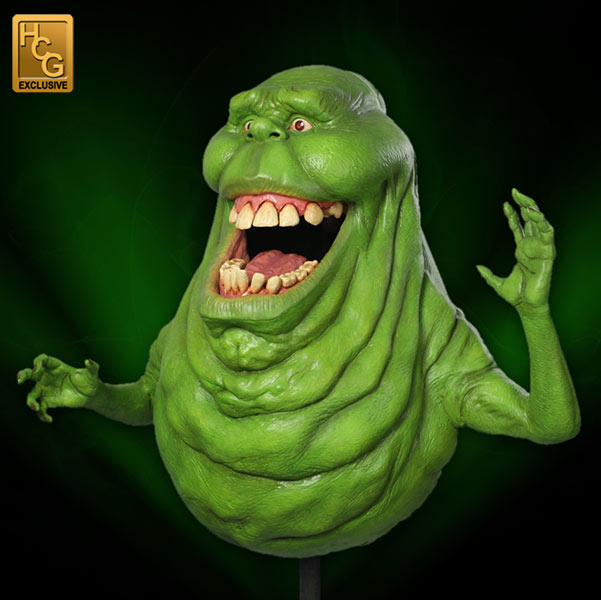 Hollywood Collectibles Life Size Ghostbusters Slimer The