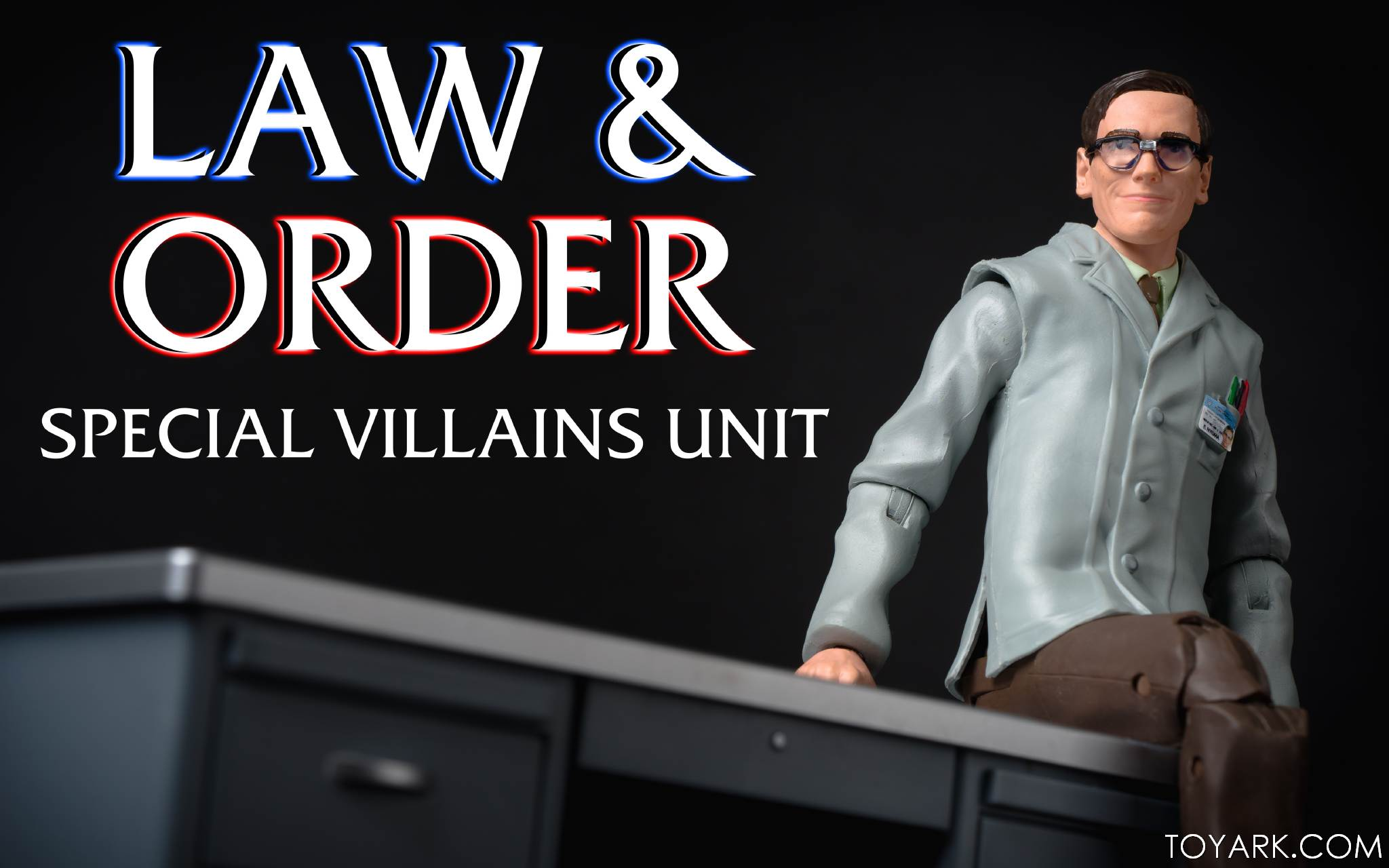 Law and Order Gotham 1