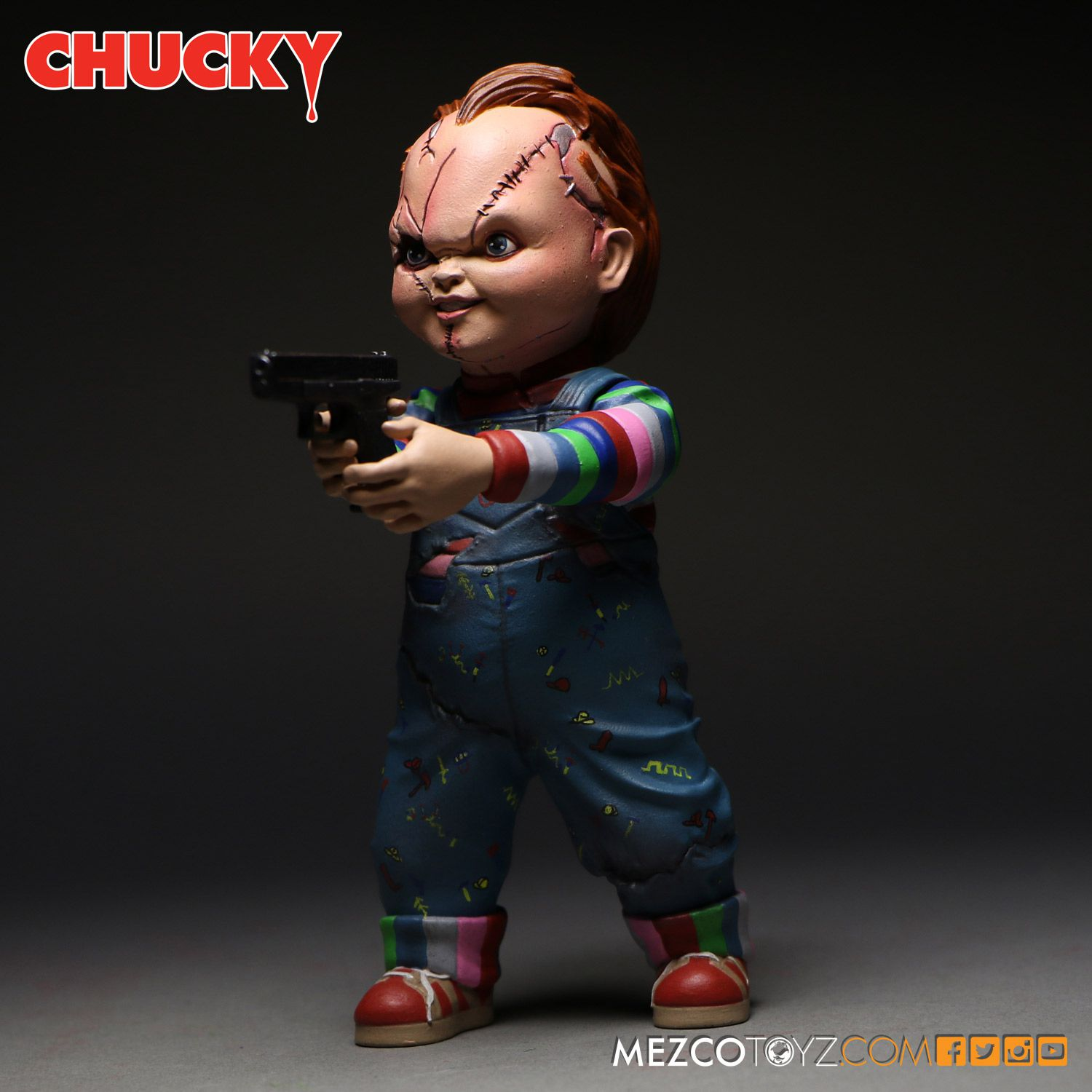 Child's Play Chucky Figure and Replica Doll Pre-Orders by ...