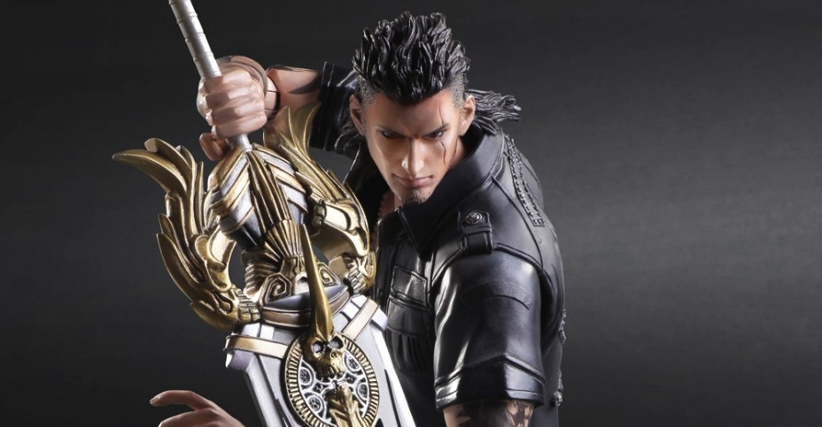 Play Arts Kai Final Fantasy XV Gladiolus 006