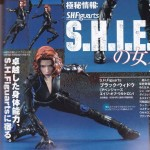 SH Figuarts Black Widow Scan
