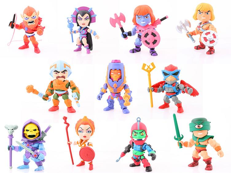 Pre Orders Live For Loyal Subjects Masters Of The Universe