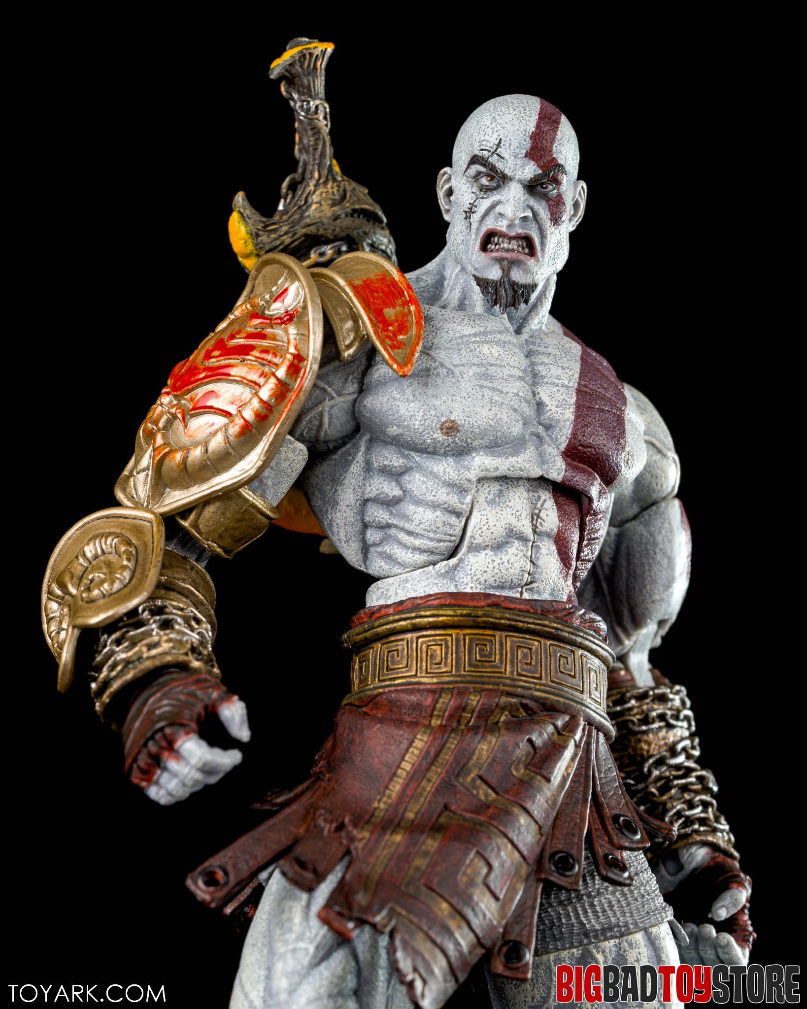 Ultimate Kratos 09
