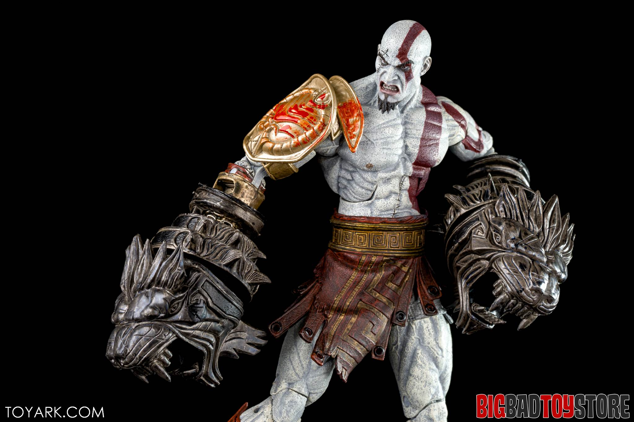 Ultimate Kratos 22