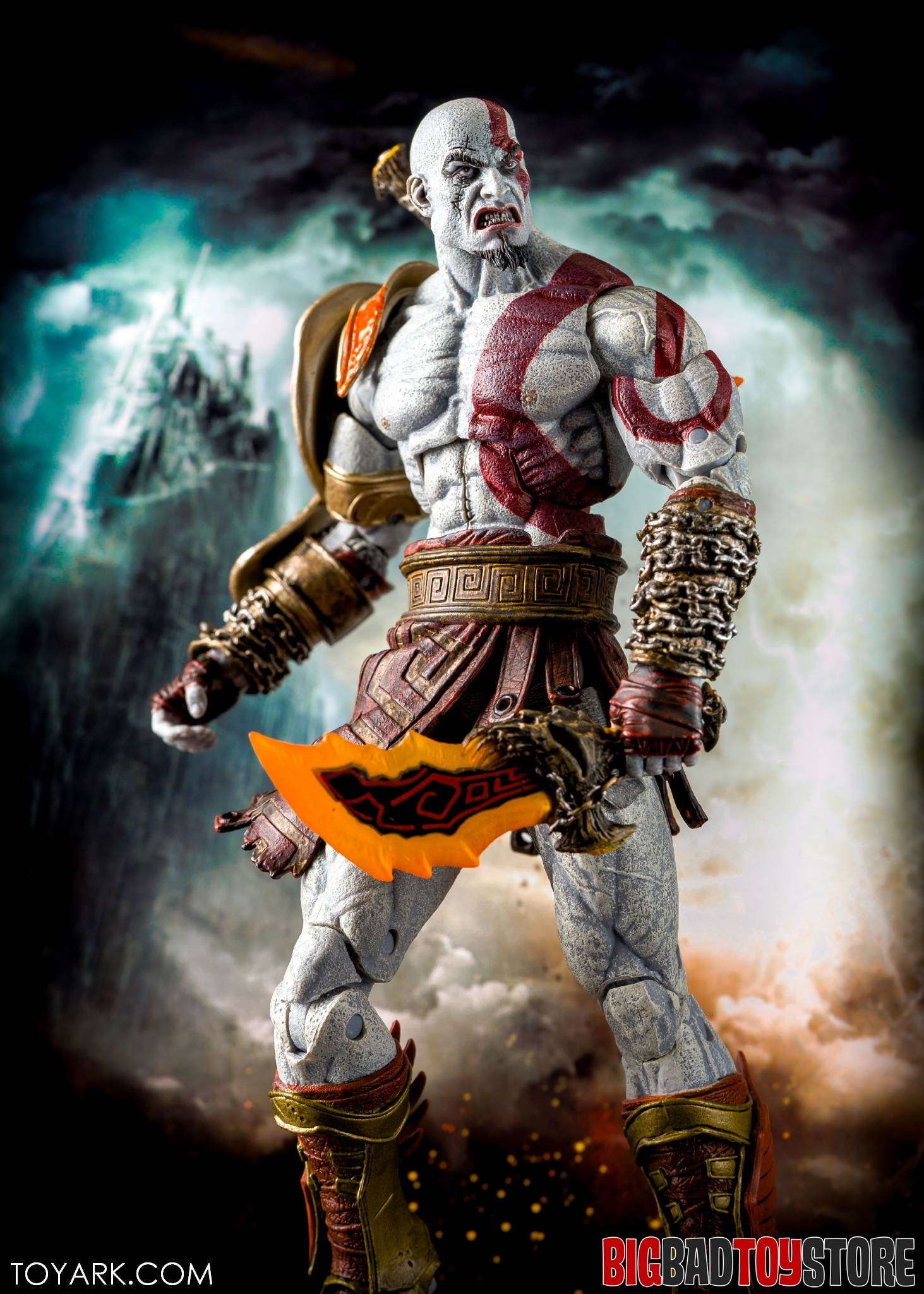 Ultimate Kratos 50