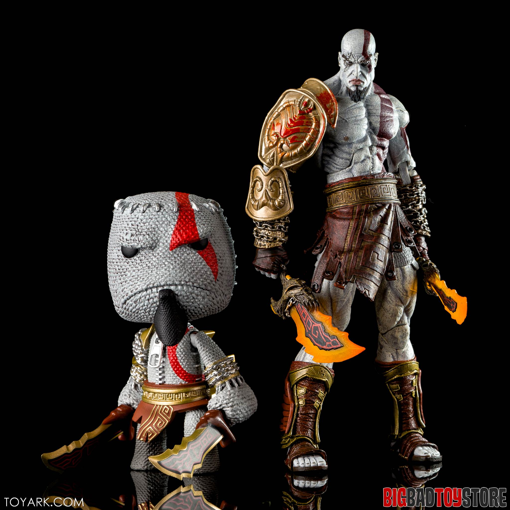 Ultimate Kratos 55