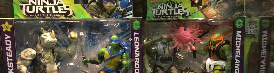 WonderCon 2016 TMNT Out of the Shadows 005