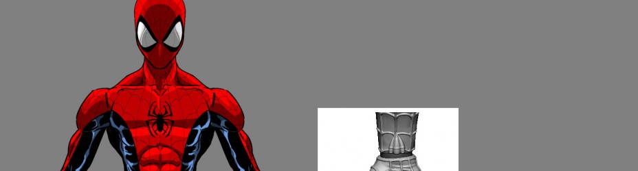 one 12 collective spiderman concept