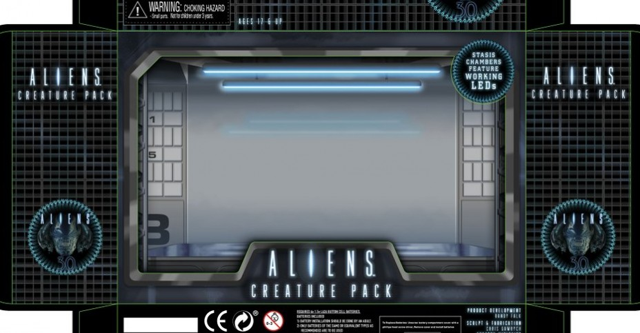 Aliens Creature Pack Preview