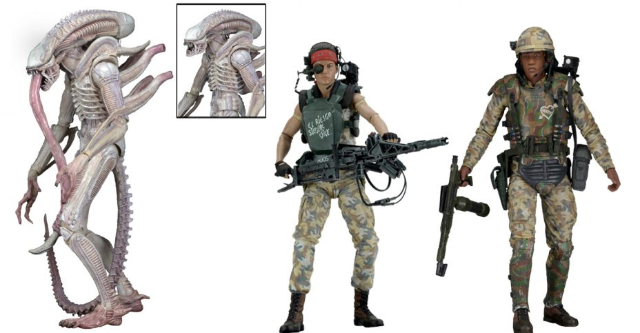 Aliens Series 9 by NECA