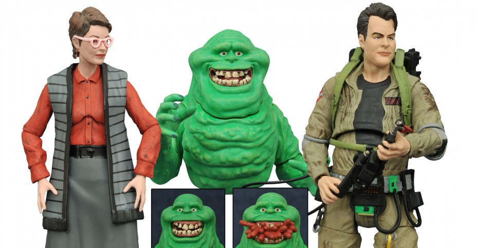Ghostbusters Select Series 3