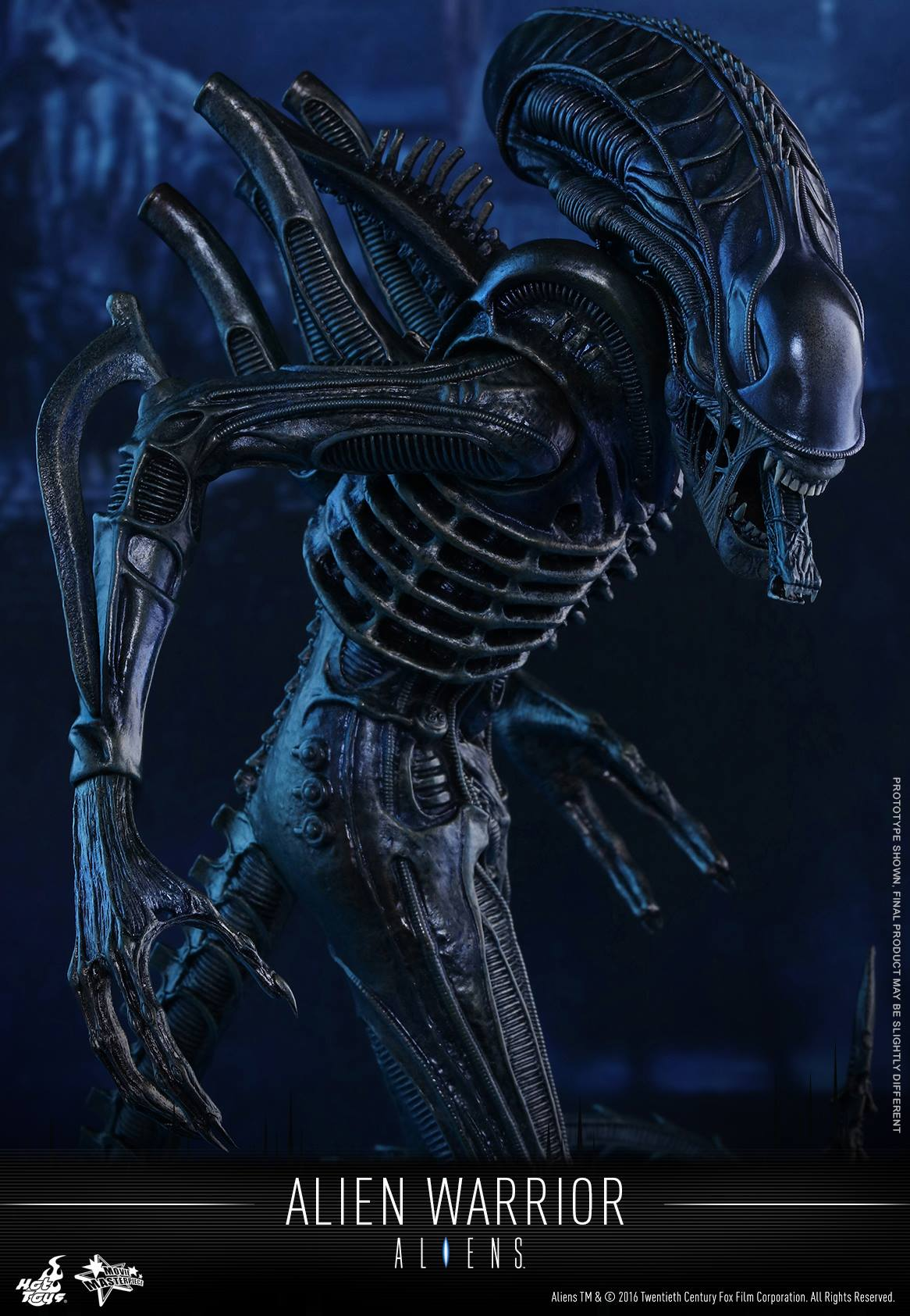 Hot Toys Alien Warrior 50