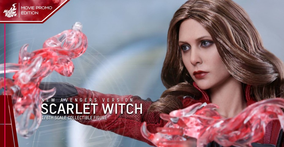 Hot Toys AoU New Avengers Scarlet Witch 005