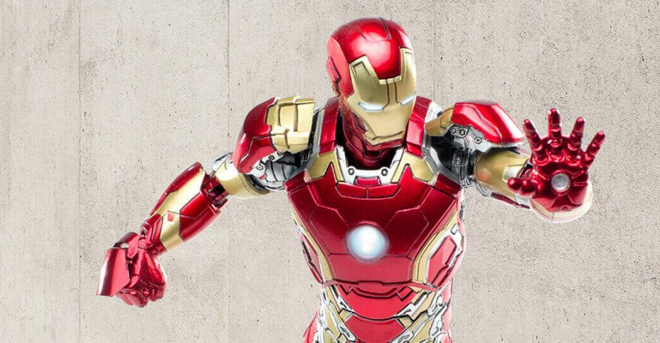 Iron Man Mark 43 Diecast Comicave 002