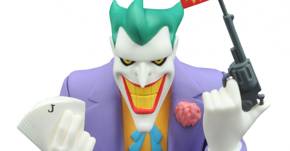 Joker Animated Bust 2