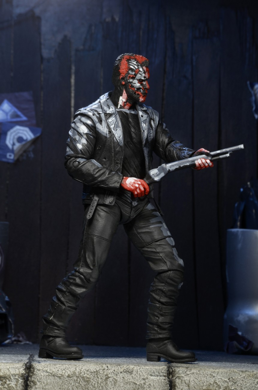New Official Photos Of Terminator 2 T 800 Video Game
