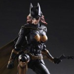 Play Arts Kai Arkham Knight Batgirl 004