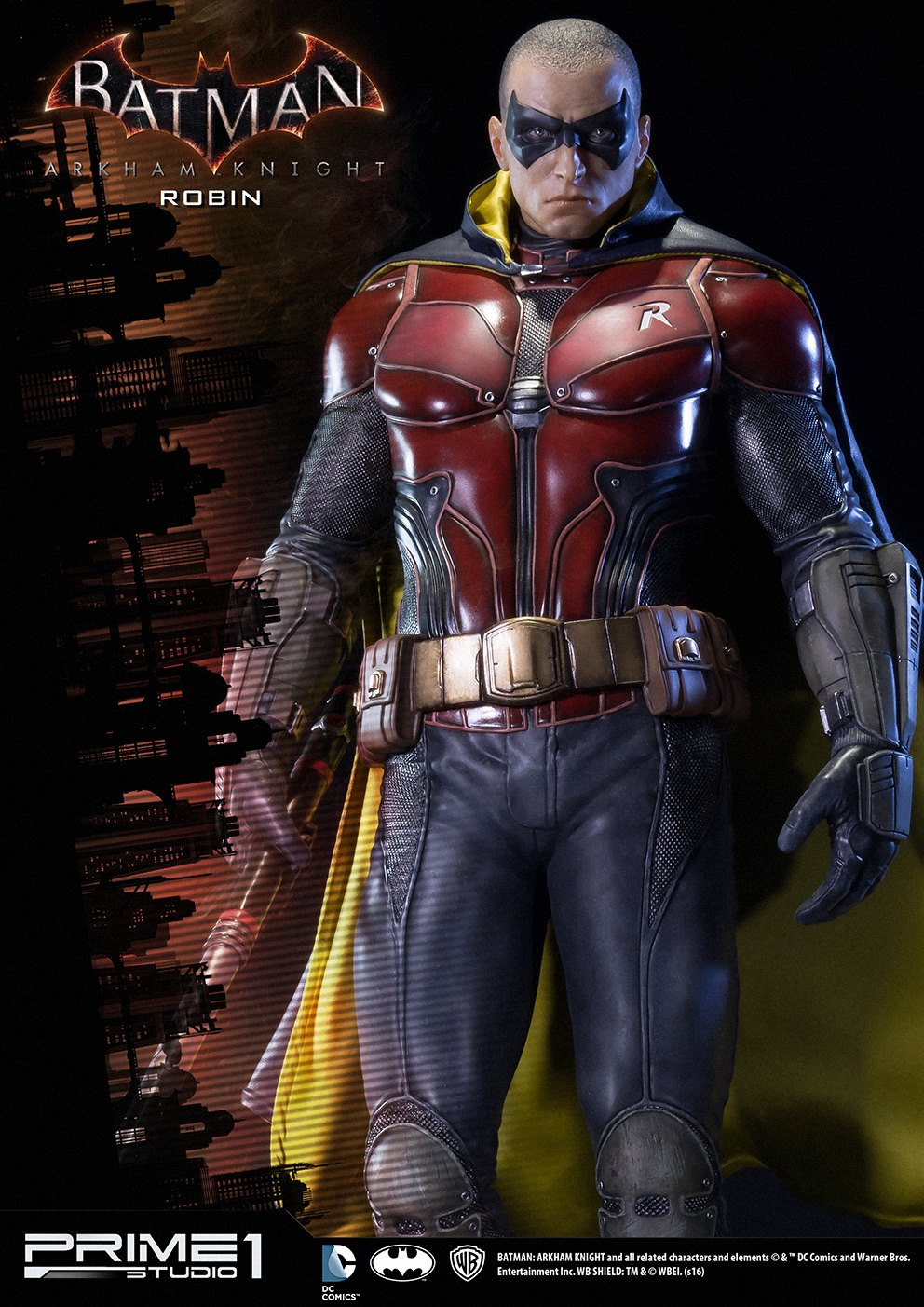Batman arkham knight robin