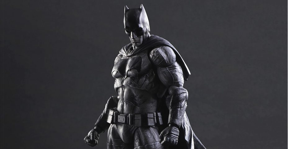 SDCC2016 Play Arts Kai BvS Batman 001