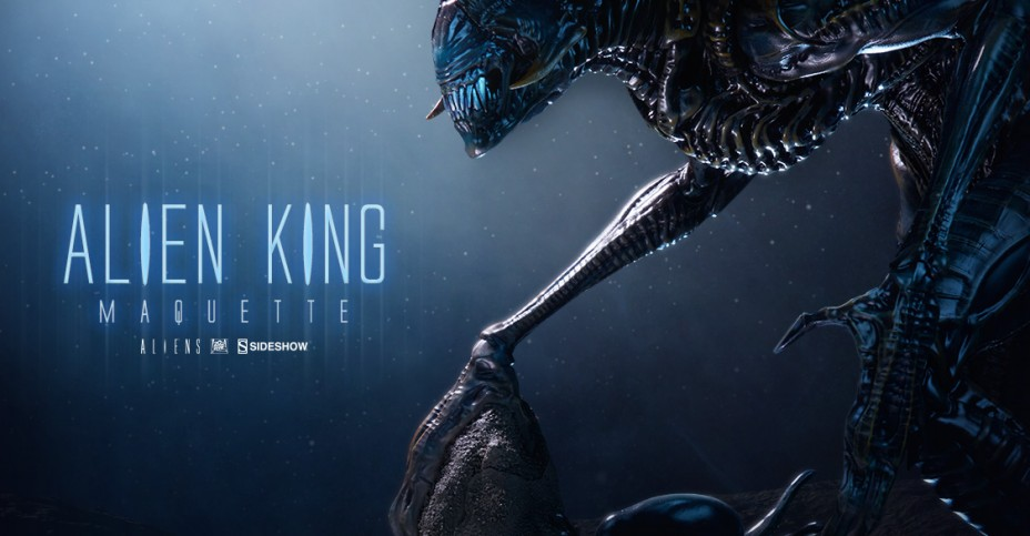 Sideshow King Alien Preview