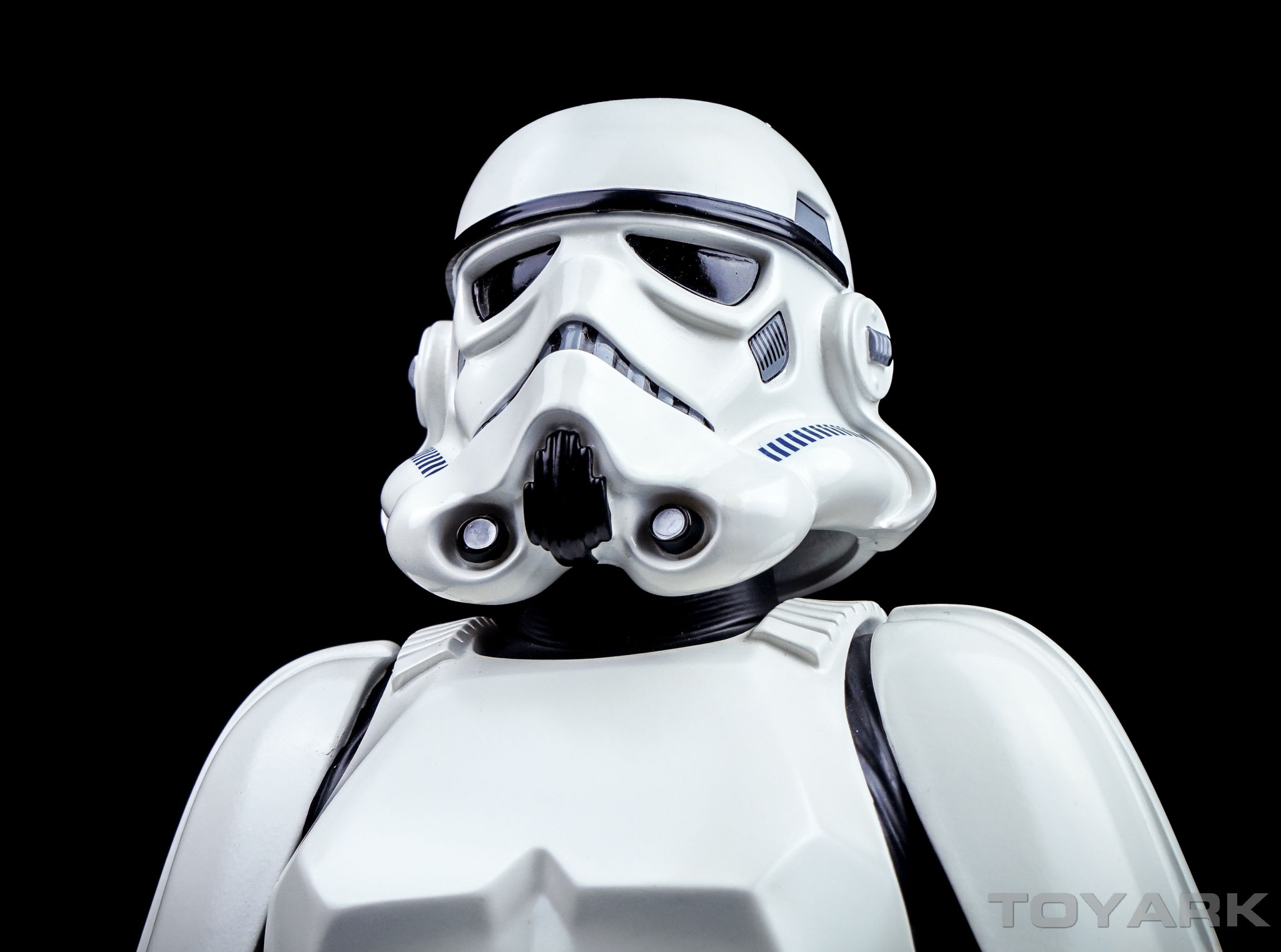 gentle giant stormtrooper gamestop exclusive bust toyark. Black Bedroom Furniture Sets. Home Design Ideas