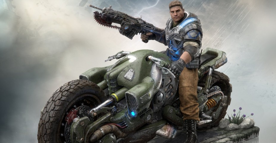 TriForce Gears of War 4 Collectors Edition 002