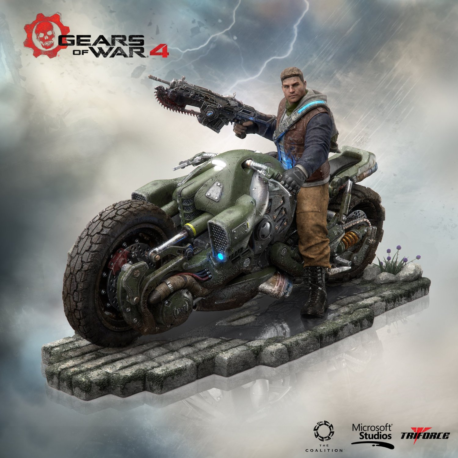 Gears of War 4 Pre-Order Bonuses Announced | Game Rant