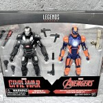 War Machine Iron Man CW 2 Pack 001