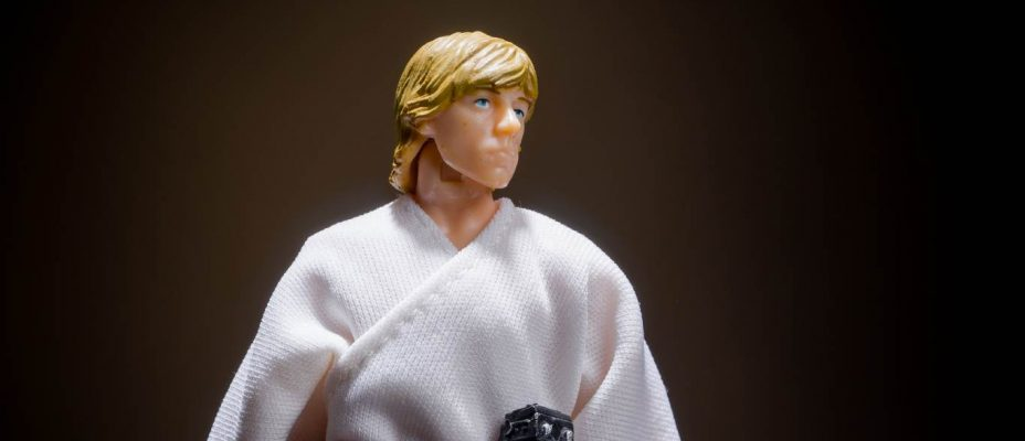 A New Hope Luke Skywalker - Star Wars Black Series Gallery