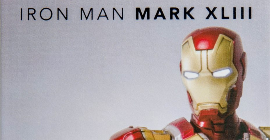 Comicave Iron Man Mark 43 Packaging 3