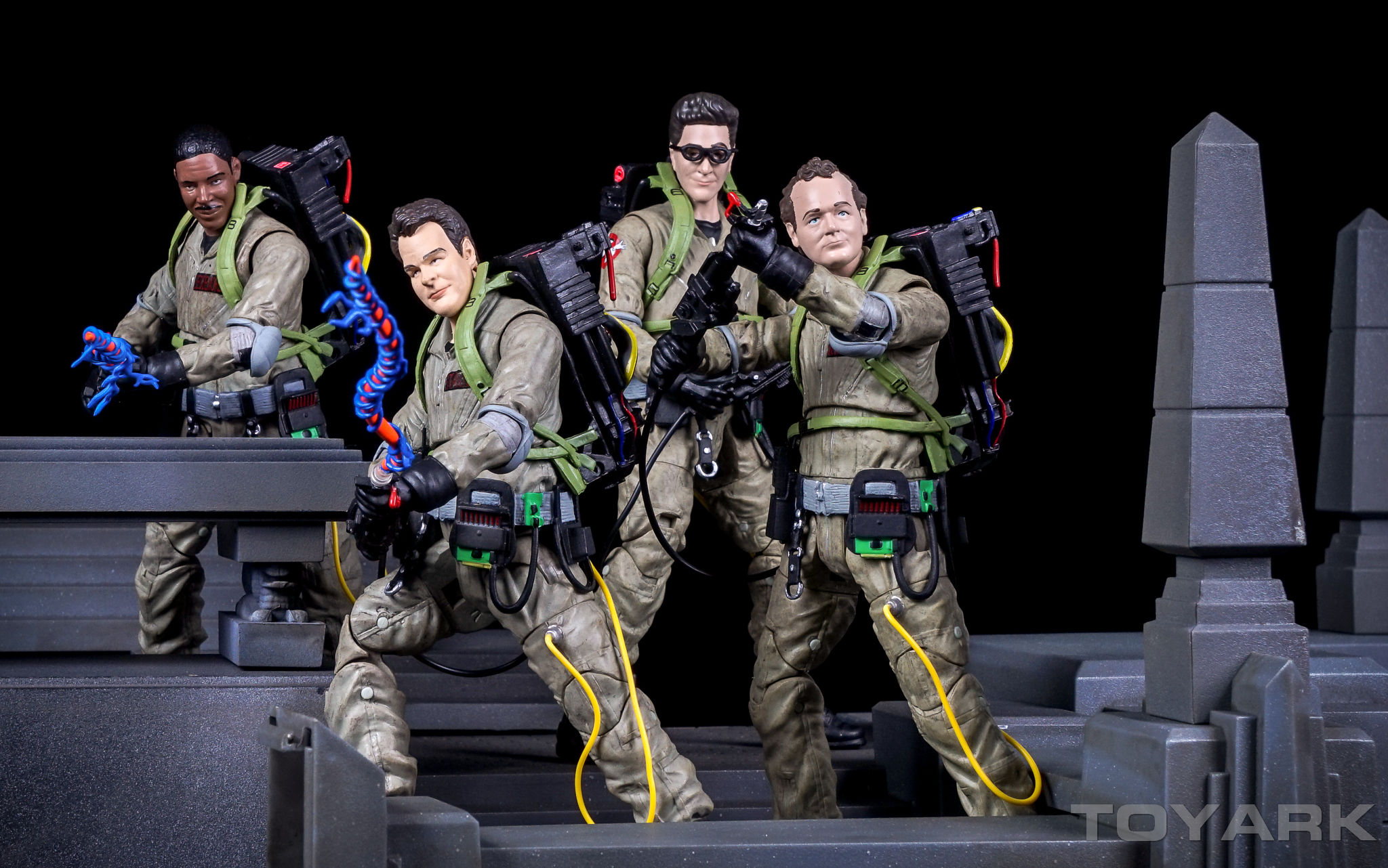Ghostbusters Select Series 4 Toyark Photo Shoot The