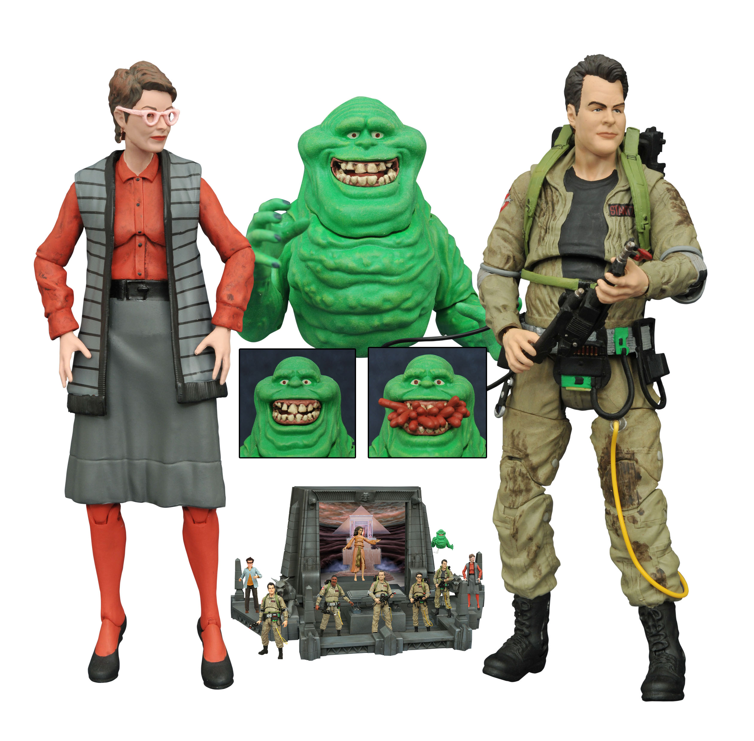 Ghost Busters Toys 118